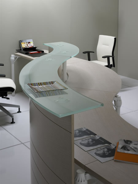 Productos recepci n y sala de espera mobiliario for Mobiliario oficina pamplona
